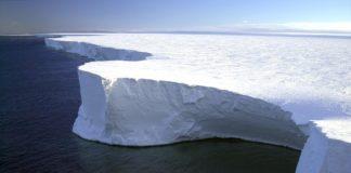 Antartide ghiacciao