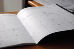 Agenda date