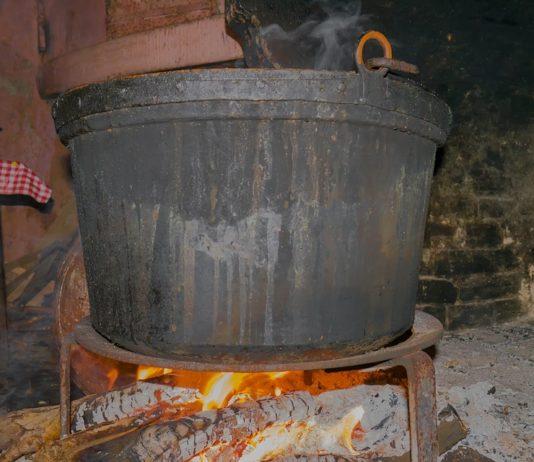 Pentolone cucina