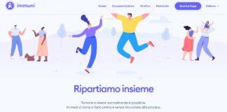 App Immuni coronavirus