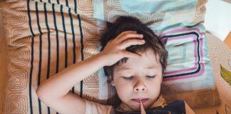 Malattie raffreddamento bambini