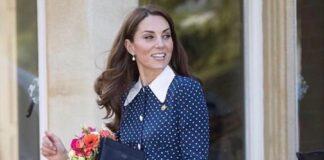 Duchessa Cambridge tacchi alti