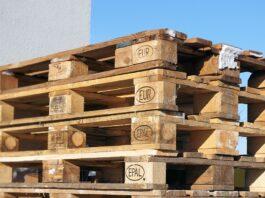 pallet legno