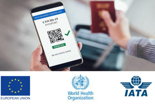 passaporto digitale covid